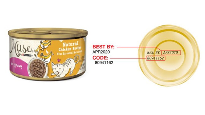 Cat Food Recalled Due to Rubber Pieces