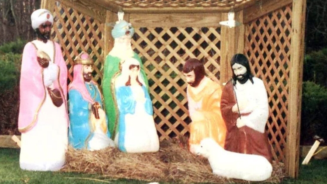 Theft of Wise Men From Long Island Nativity Scene Being Investigated as Hate Crime: Police