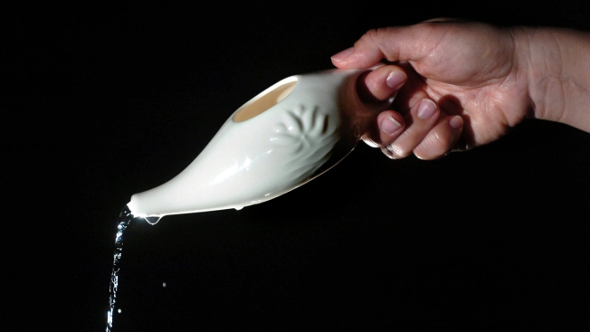 Woman Dies From Brain-Eating Amoeba, Tap Water in Neti Pot Blamed