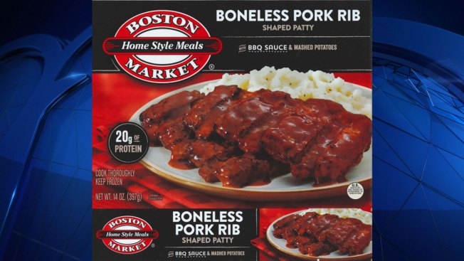 Boston Market Frozen Meals Recalled, Plastic or Glass Pieces Possibly Inside Meat