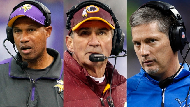 You're Fired! Schwartz, Shanahan Top List of Ousted NFL Coaches