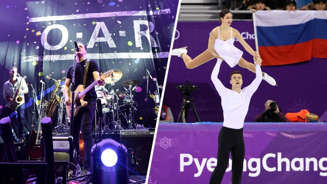 From Russia With Love: Rock Band O.A.R. Gets Bump in Attention Thanks to Olympic Athletes From Russia