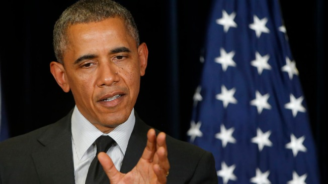 Obama Cancels Trips to New Jersey, Connecticut to Meet on Ebola Outbreak