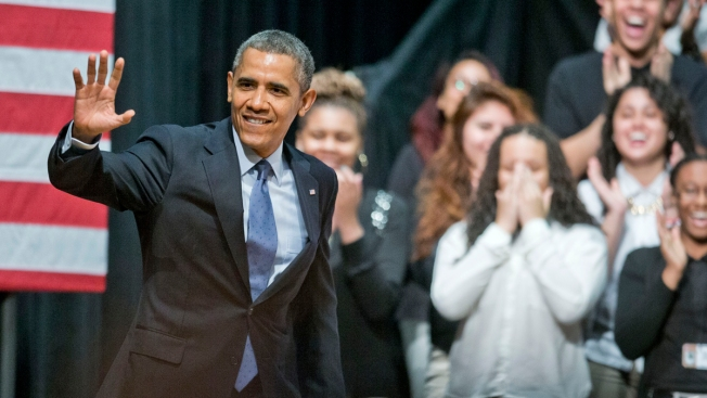 "Obama: Students Need Help to Get ""In-Demand Jobs"""