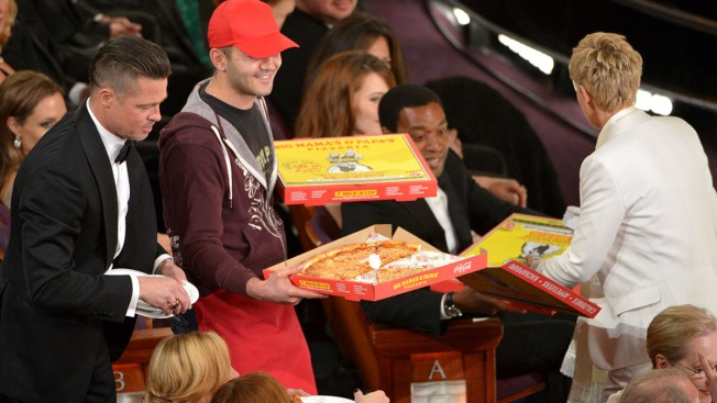 Oscars Pizza Delivery Man Gets $1,000 Tip
