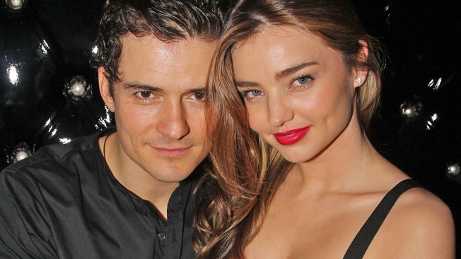 "Orlando Bloom Opens Up About Split From Miranda Kerr, Says They ""Love Each Other"""