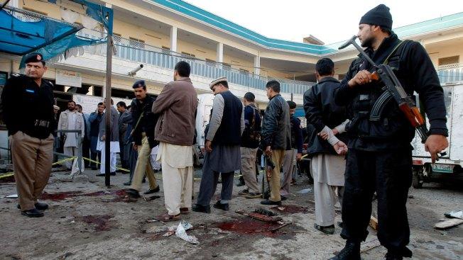 Taliban Faction's Attack at Pakistan Office Kills 23