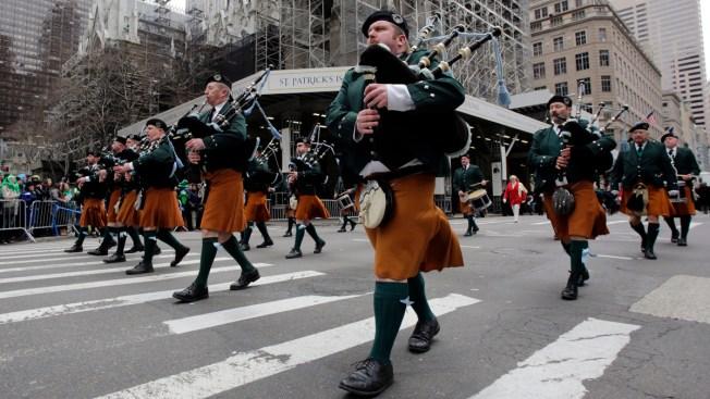 De Blasio Won't March in St. Patrick's Day Parade Despite Policy Shift
