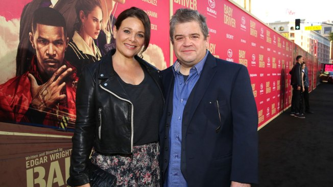 Patton Oswalt Makes Red Carpet Debut with New Girlfriend