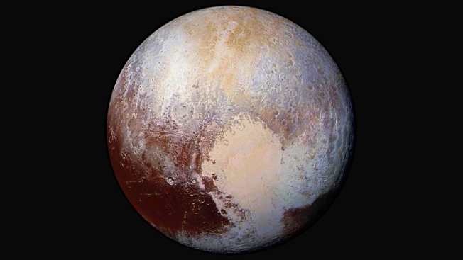 Pluto May Be a Giant Comet, According to a New Theory