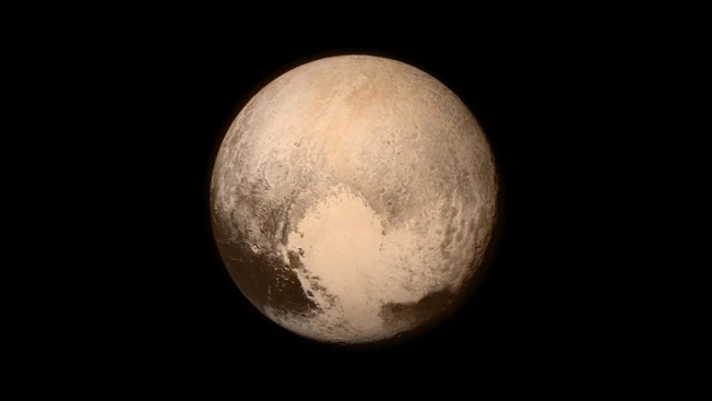 NASA's Pluto Probe Phones Home, Signaling Successful Flyby