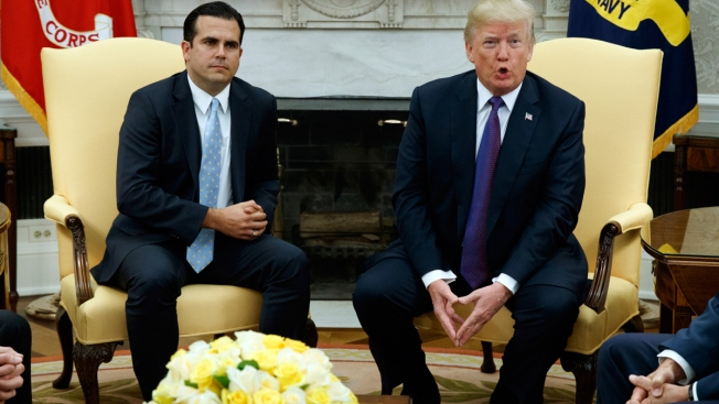'Enough With the Insults,' Puerto Rico Gov. Says After Trump Opposes Further Disaster Aid