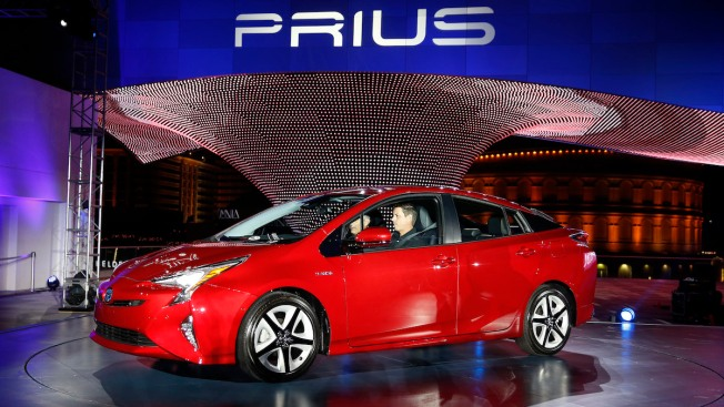 Toyota Rolls Out 4th Generation Prius