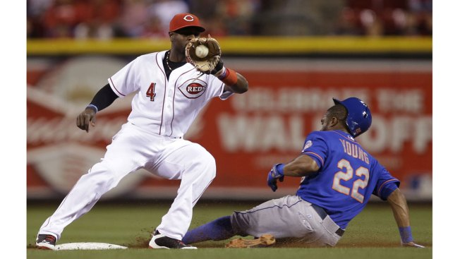 Mets Fall to Reds 3-2 in 10 Innings