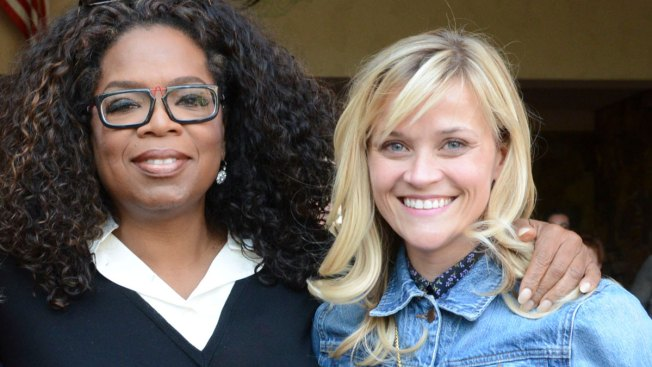 Reese Witherspoon Jokes She Has Three Legs on Vanity Fair Hollywood Issue Cover