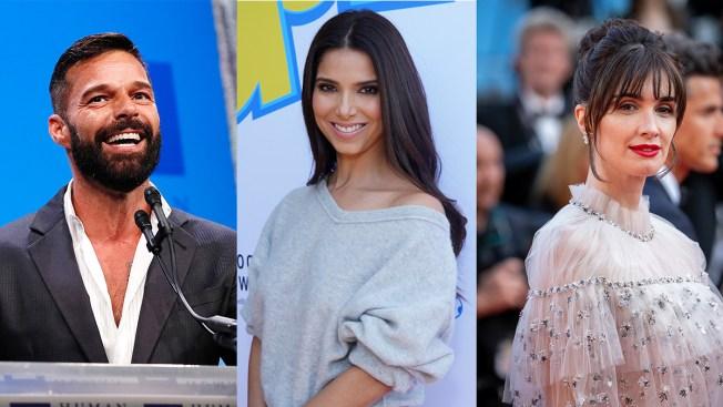 Ricky Martin to Host Latin Grammy Awards With Roselyn Sánchez and Paz Vega