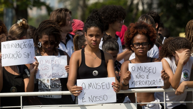 As Brazilians Mourn Treasures Lost to Rio Museum Fire, Questions Remain About Cause