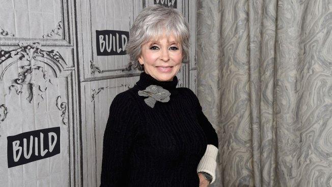 With Peabody Award, Rita Moreno First Latina to Attain Unique 'PEGOT' Class