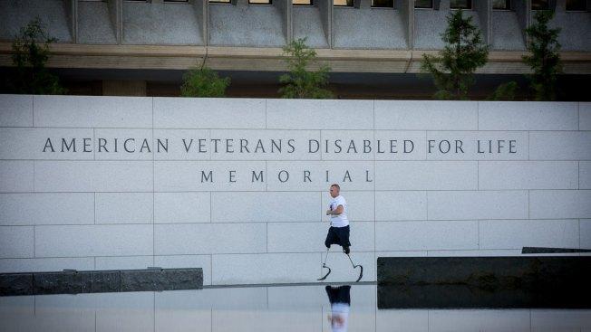 Injured Marine's New Challenge: 31 Marathons in 31 Days