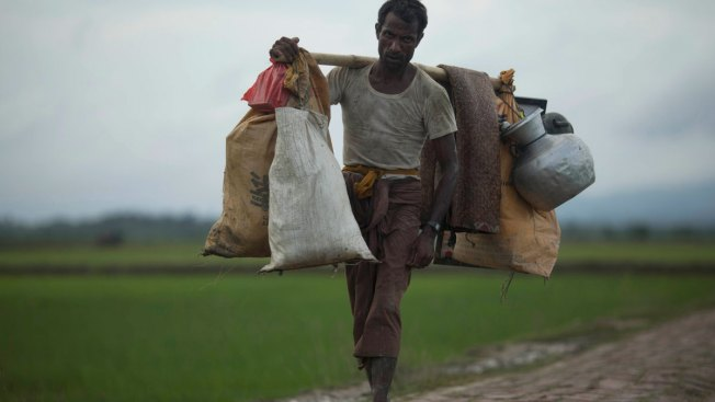 UN Rights Chief: Rohingya Seemingly Face 'Ethnic Cleansing'