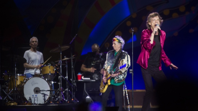 The Rolling Stones Plan 13 US Live Dates in 2019