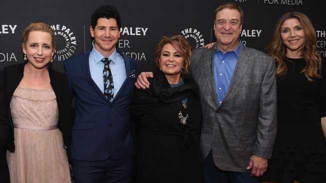 'Roseanne' Reboot Picks up Where Show Left Off, Adds Trump