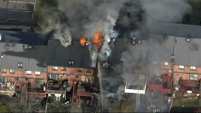 Hampton Place Staten Island Fire