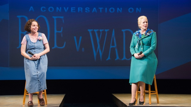 Roe v. Wade Play in DC as Landmark Abortion Case Re-enters the News