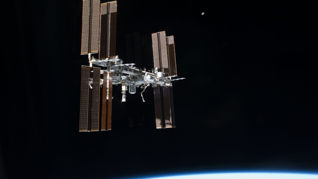 Space Station Air Leak Caused by Drilled Hole: Russia