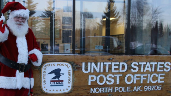 letters to santa north pole alaska usps santa claus is running for city council in pole 27683 | santa claus crop