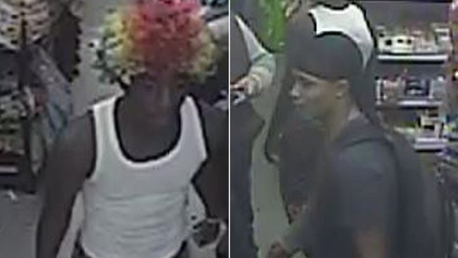 2 Teenagers Arrested in Rainbow Clown Wig Screwdriver Attack