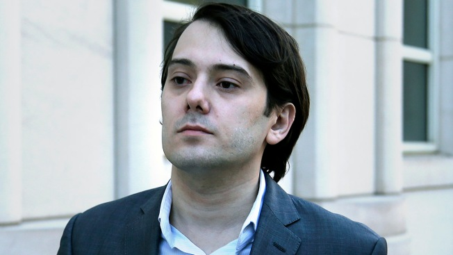 'Pharma Bro' Won't Stop Talking, Except to Jury in Trial