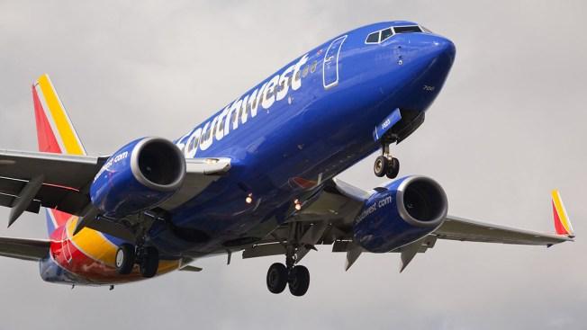 Lightning Strikes Southwest Flight From Baltimore