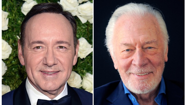 Christopher Plummer to Replace Kevin Spacey in Upcoming Ridley Scott Film