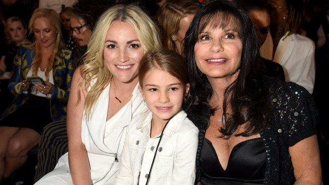 Jamie Lynn Spears' 8-Year-Old Daughter Hospitalized After ATV Accident: Report