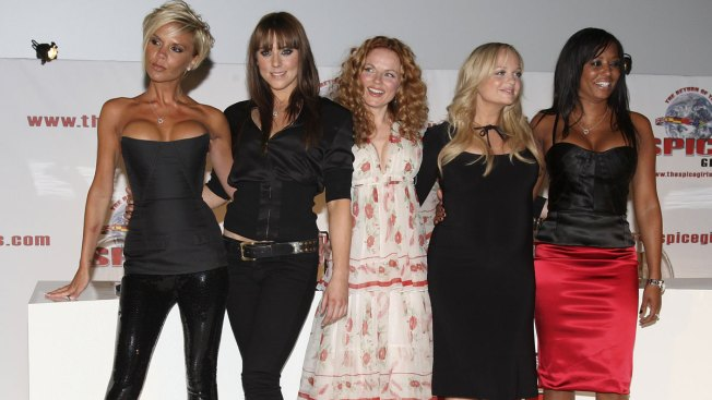 They're Back, Minus Posh: Spice Girls to Tour UK Next Summer