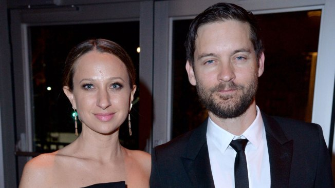 Tobey Maguire and Wife Jennifer Meyer Separate