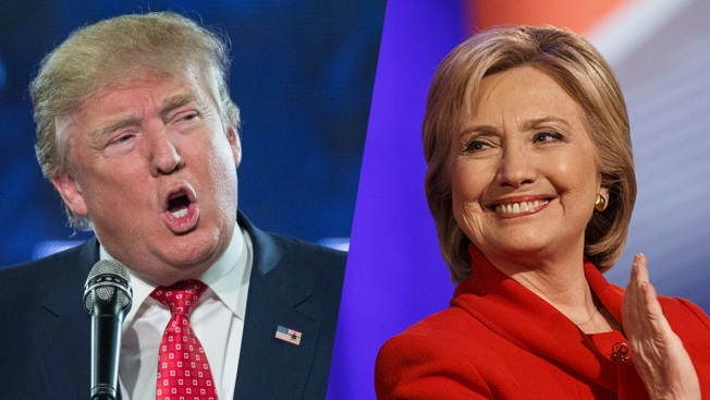 Trump, Clinton Leading in Super Tuesday States: NBC/Wall Street Journal Poll