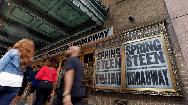 Springsteen on Broadway Creates New Performance Template