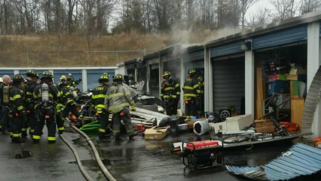14 Firefighters Hurt Battling Staten Island Blaze: FDNY