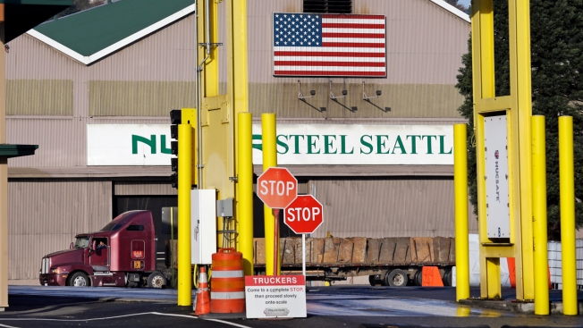 US Firms Seeking Trump's Steel Tariff Waiver Face a Backlash