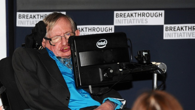 Searching for ET: Hawking to Look for Extraterrestrial Life