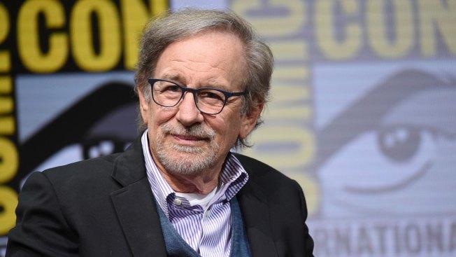 Steven Spielberg Taking on DC Universe Film 'Blackhawk'