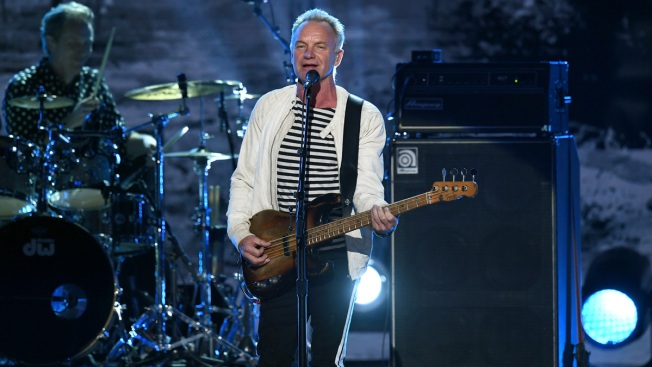 Sting on Las Vegas Residency, New Album and Juice WRLD - NBC New York