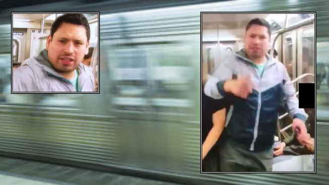 Man on Subway Punched in the Face With No Warning: NYPD