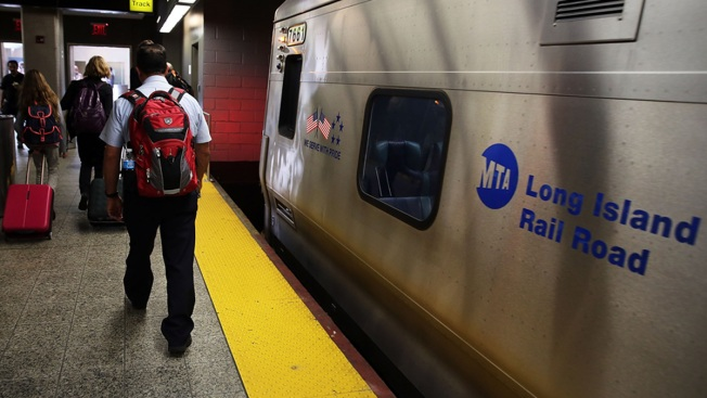 LIRR Suspensions Cause Headaches, Penn Station Overcrowding