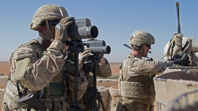 US Starts Withdrawing Supplies, Not Troops, From Syria