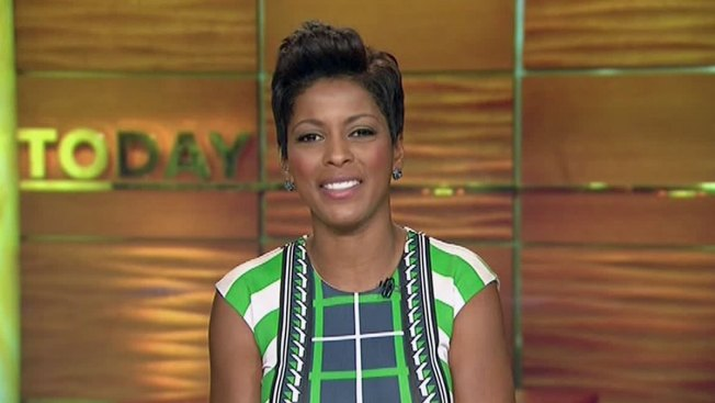 Former 'Today' Co-Host Tamron Hall Reveals She's Expecting a Baby