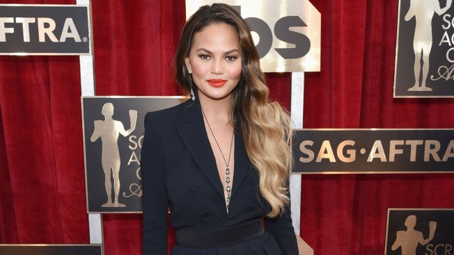 Chrissy Teigen Unhurt After Being Involved in Hit and Run Car Crash Near Hollywood