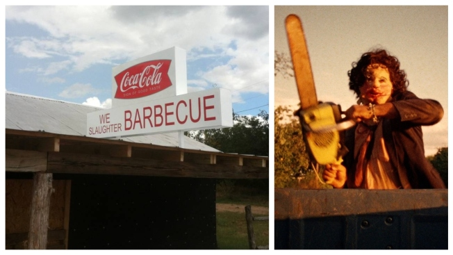 Gas Station in 'The Texas Chainsaw Massacre' Open for Fans